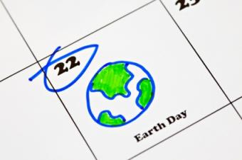 Earth Day Flags