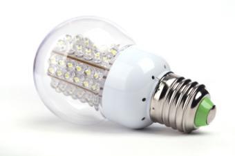 Using Energy Saving LED Light Bulbs