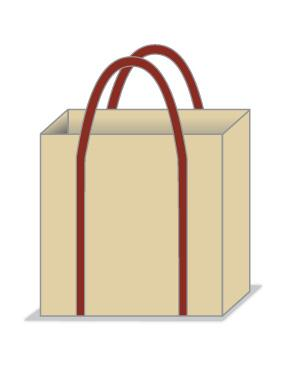 Fabric Grocery Bag Pattern