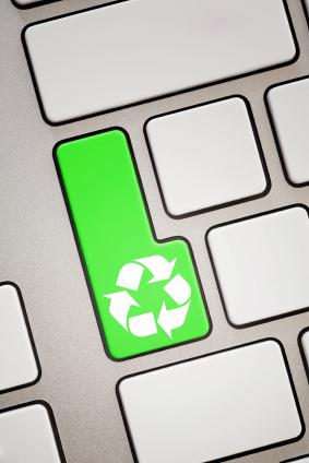 recycle computer key