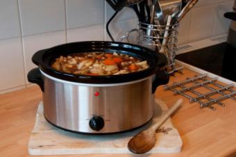 Crock Pot Energy Efficiency