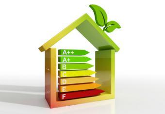 Energy Efficiency Rating Green House