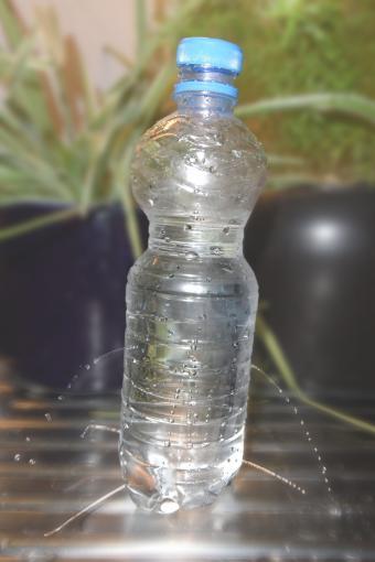 plastic bottle drip irrigation