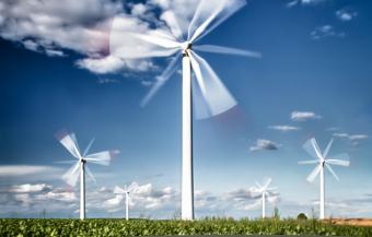 Efficiency of Wind Energy
