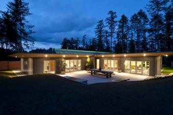 Wain Road Passive Solar Home