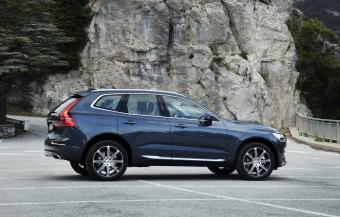 2018 Volvo XC60 T6 Denim Blue