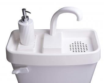 Sink Twice Water Saver
