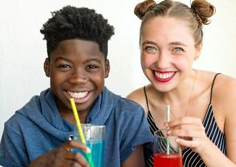 Biodegradable Drinking Straws