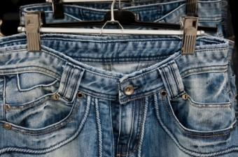 Reusing Old Jeans