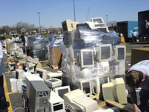 Computer Recycling Statistics