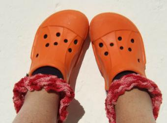 Crocs Recycling