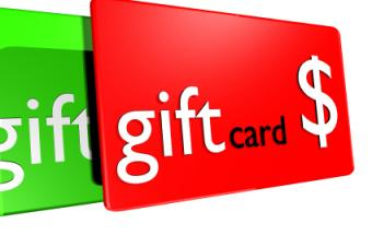 Recycle Plastic Gift Cards