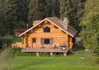 Log Homes: Energy Efficiency
