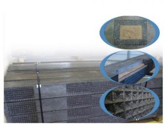 Plastic Recycled Railway Tie