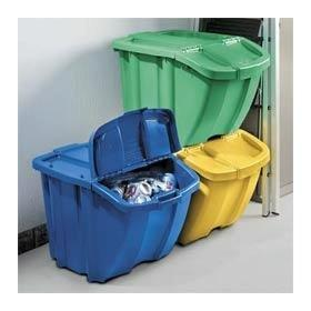 Recycle Bins and Containers