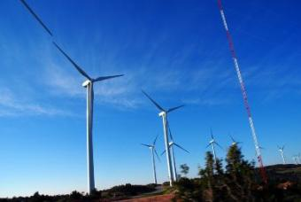Wind power is a renewable energy source