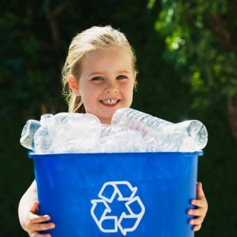 Pictures of Going Green Projects for Kids