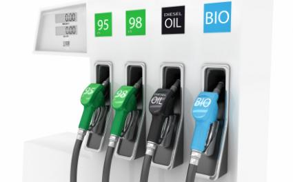biofuel option at pump