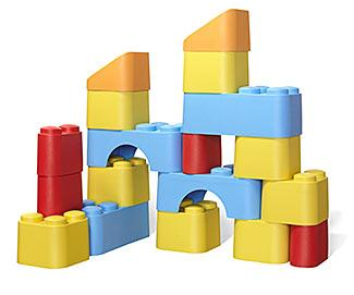 Green Toys Blocks