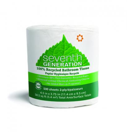 Seventh Generation toilet tissue