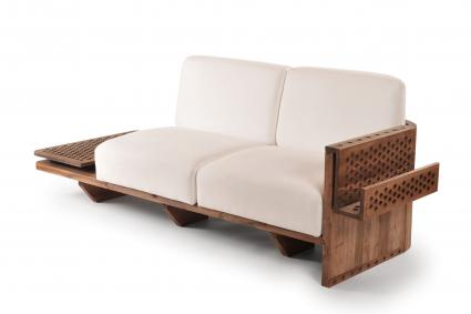 D-TAIL Sofa from Manulution's Lounging Collection