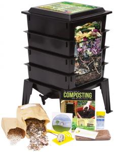 Worm Factory 360 Worm Composter at Amaazon.com