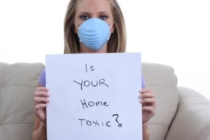 toxins in the home