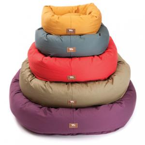 Bumper dog bed in various sizes