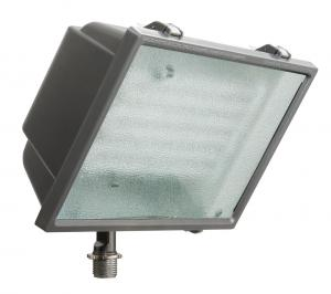 Lithonia Lighting Bronze Triple-Tube Outdoor Fluorescent Wall-Mount Fixture