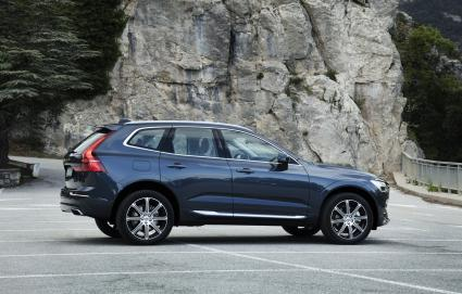 2018 Volvo XC60 T6 Denim Blue