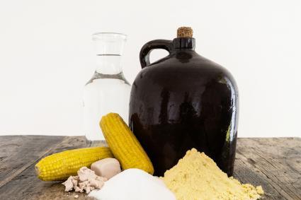 Ingredients for making ethanol