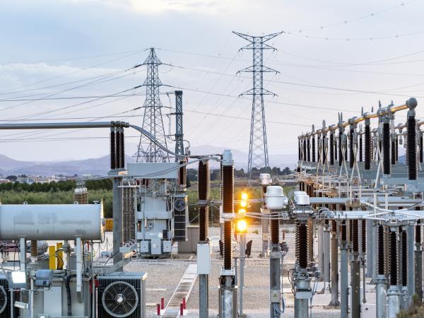 Power plant transformers