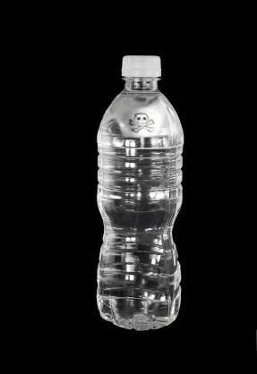 Reusing bottles containing BPA may cause health problems.
