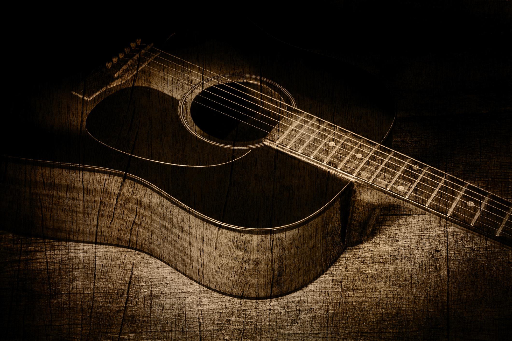 Free Bluegrass Guitar Tabs