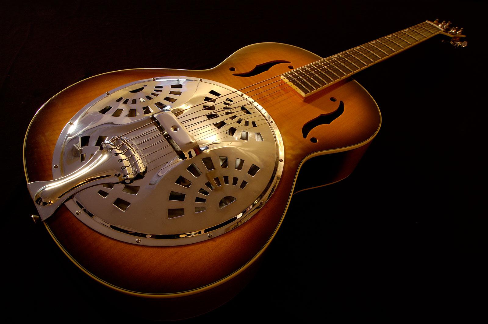 Resonator Guitar Kits   LoveToKnowGuitar - LoveToKnow