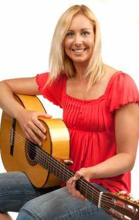 Classical Guitar Instruction