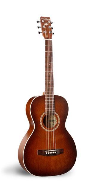 Ami Cedar Antique Burst guitar