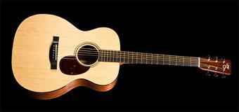 Santa Cruz OM/PW Orchestra Model guitar