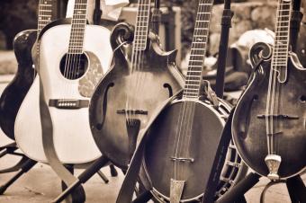 Free Bluegrass Sheet Music
