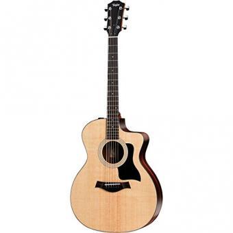 Taylor 100 Series 2017 114ce Rosewood Grand Auditorium Acoustic-Electric Guitar Natural