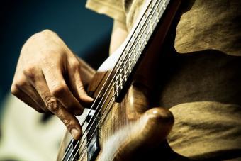 Bass Guitar Neck Notes