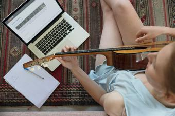online guitar app