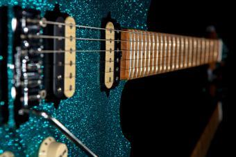 Cheap, Fancy Electric Guitars