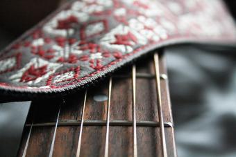 Ideas for Personalized Guitar Straps