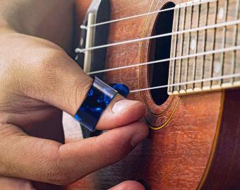 Celluloid Guitar Thumb Finger Picks