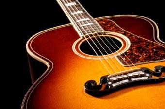 Custom Made Acoustic Guitars