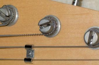 Learning to restring a guitar is important.