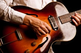 Free Guitar Tabs From the Masters of Jazz