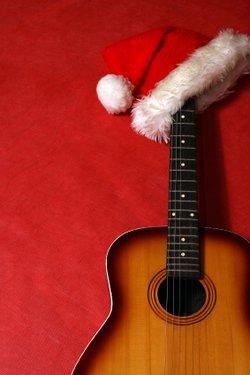Christmas Carol Guitar Chords