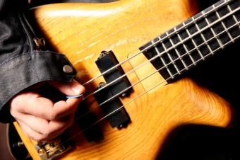 Bass Guitar Pictures